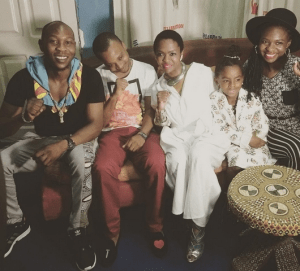Lauryn Hill At African Shrine Last Night [See Photos]